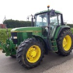 Tractor John Deere 6900, AC, 9.700 ore, 130 CP, 4x4, import 2019